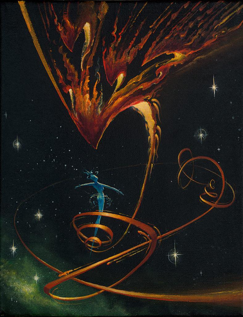 The Apsara & the Dragon #2